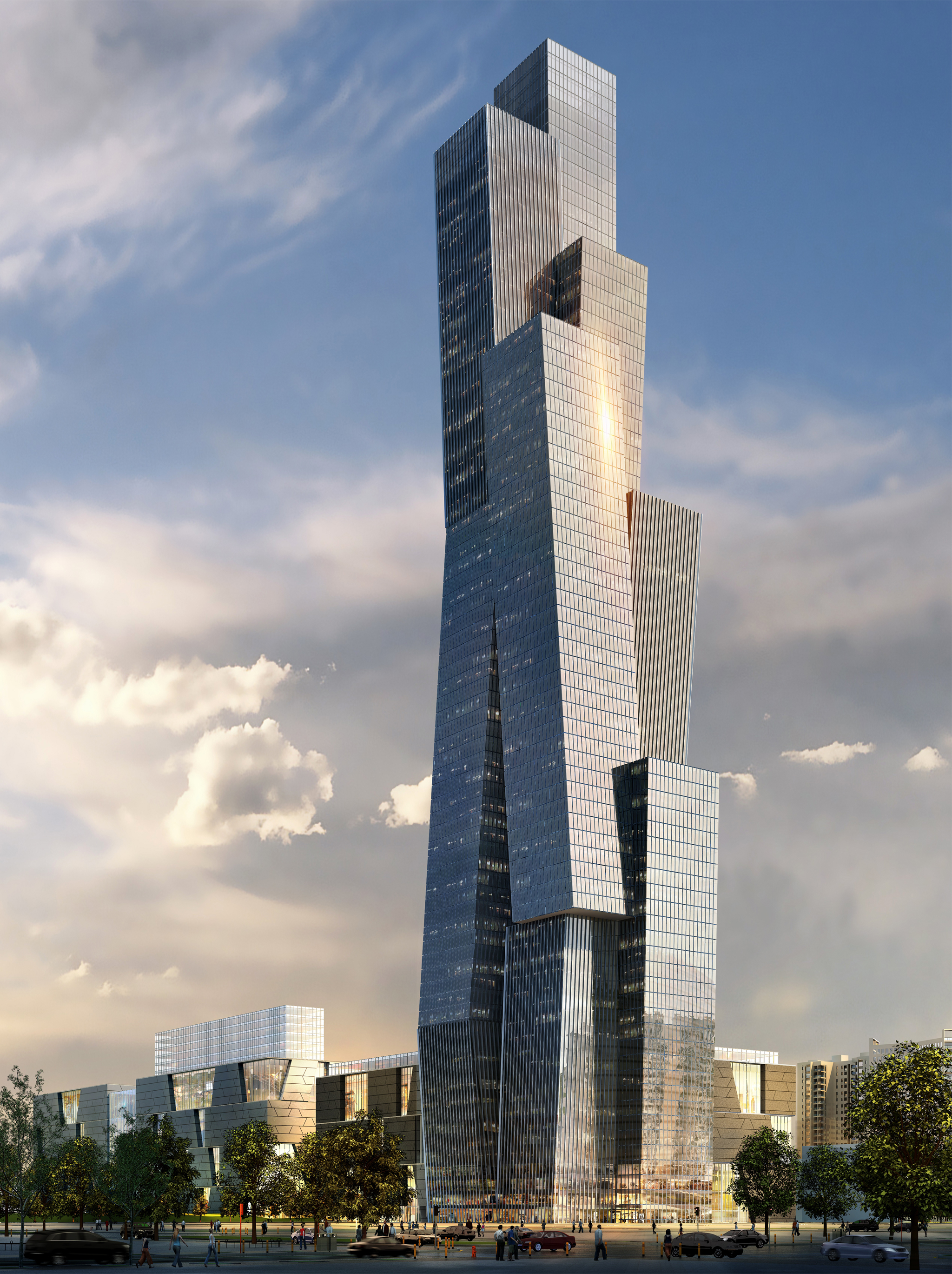 Baoneng Super Highrise
