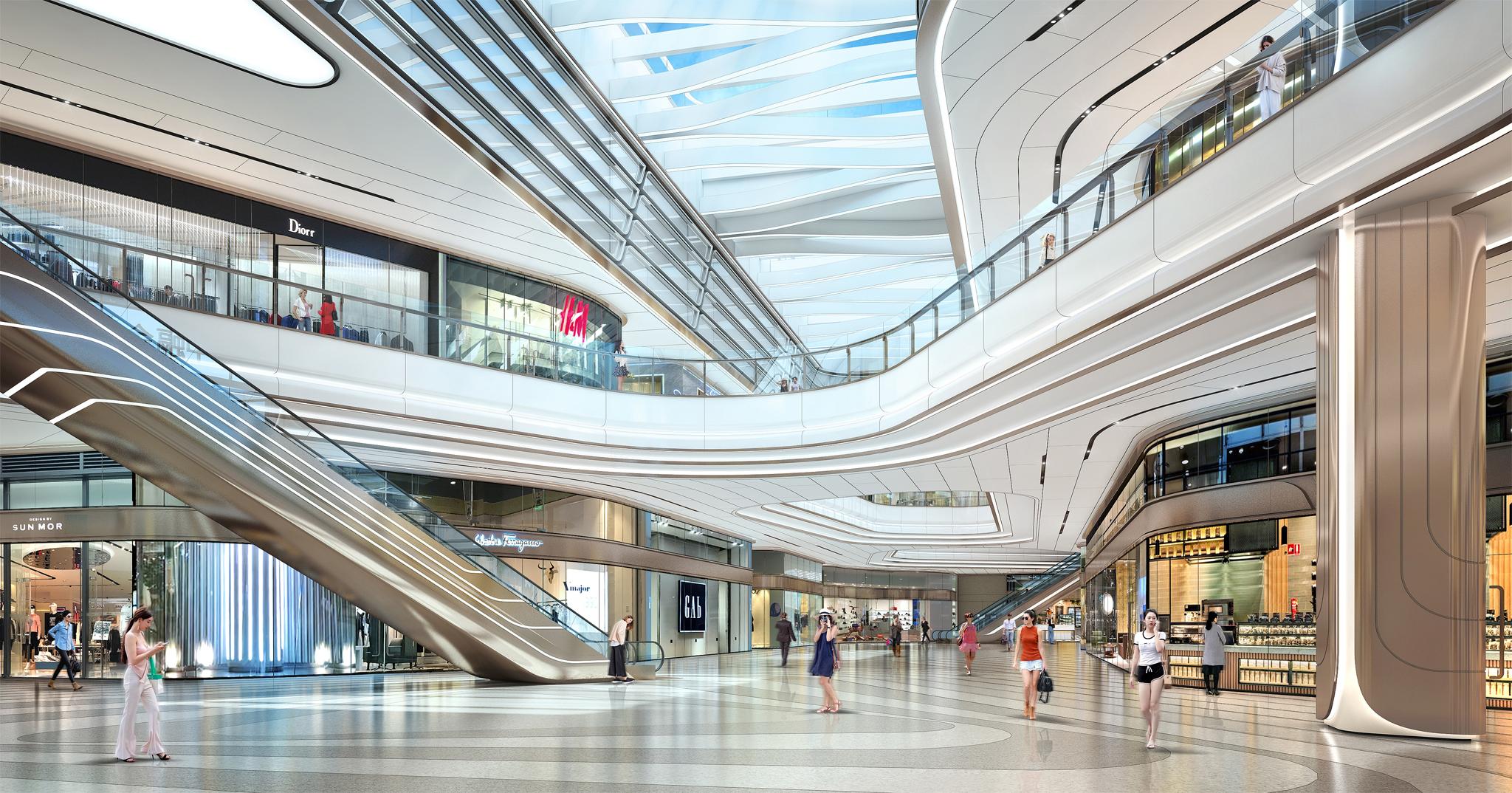 Logan Centre Mall