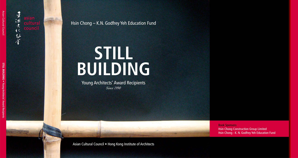 Still Building - Young Architects' Award Recipients since 1990